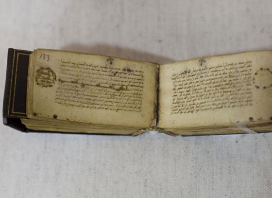 Ancient Quran Displayed to Mark Ramadan in Israel