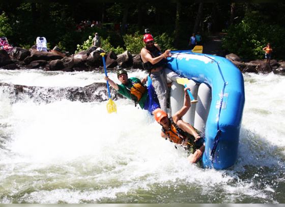 Goa Offers White Water Rafting This Monsoon