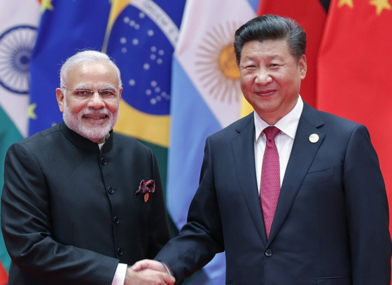 India Welcomes Jinping's Economic Interventions
