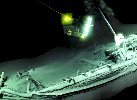World's oldest shipwreck discovered
