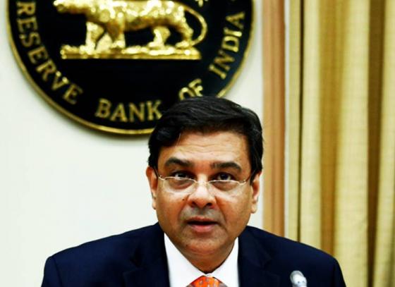 Urjit Patel Under Pressure