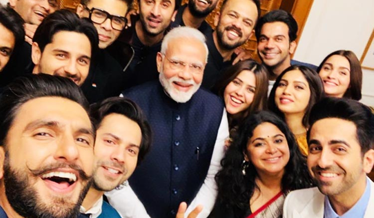 'Group-fie' of the year!