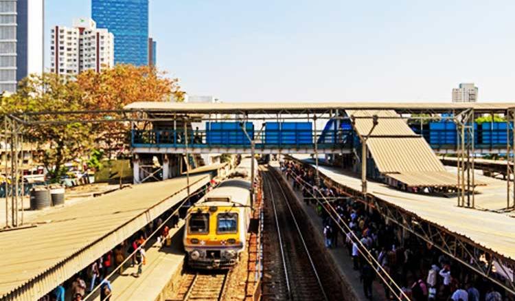 New signal to warn the train passengers