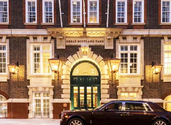 Prison metamorphoses into luxury hotel