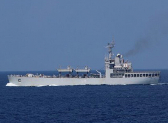 4 Indian Warships on their way to help Mozambique