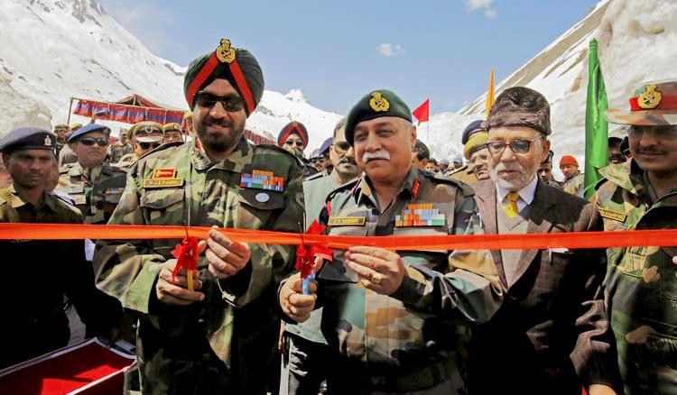 Srinagar-Leh national highway reopens