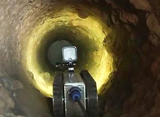 Endobot for Pipeline Leakage by IIT Madras