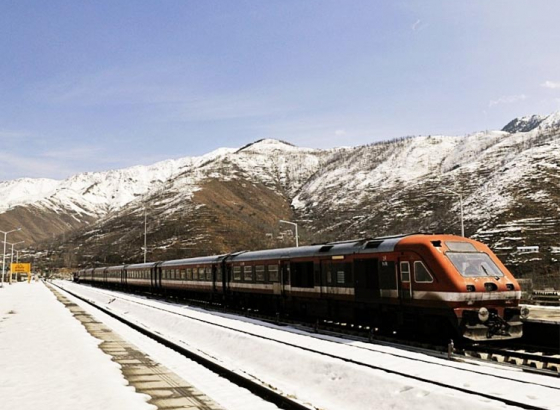 Direct Train from Delhi to Leh, Ladakh