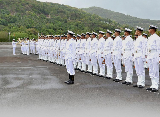 New Naval Chief bring VIP culture in the navy to an end