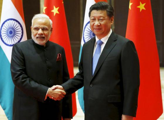 Modi and Xi Jinping to meet
