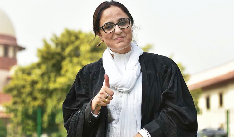 Lawyer Deepika Rajawat honoured with 'Woman of the Year' award