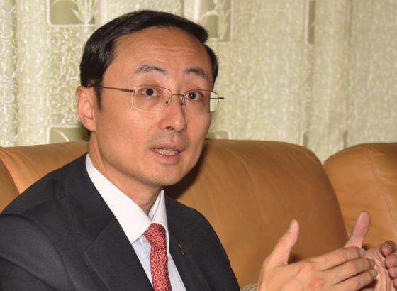 New Chinese ambassador to India