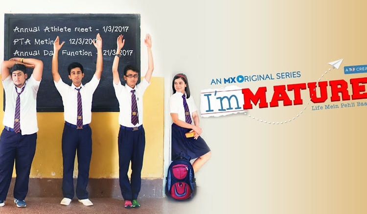 TVF's web series I'mMature reaches Cannes