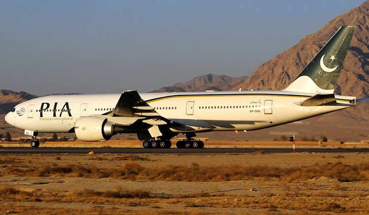 Confusion Erupts at Pak Airlines