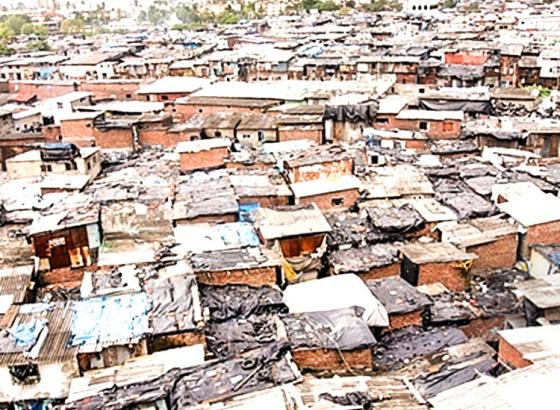 A new tourist favourite- Dharavi slum, Mumbai