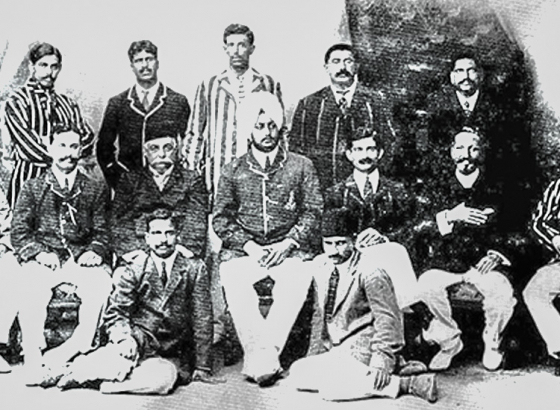 The tour of team India in 1911 and Ranjisinjhi