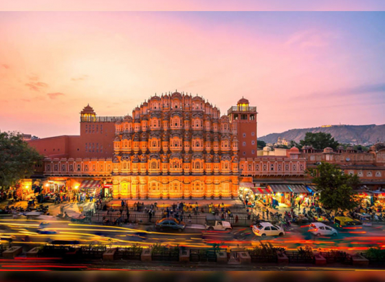 Jaipur Enters UNESCO's List
