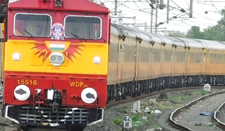 Tejas: India's first private train