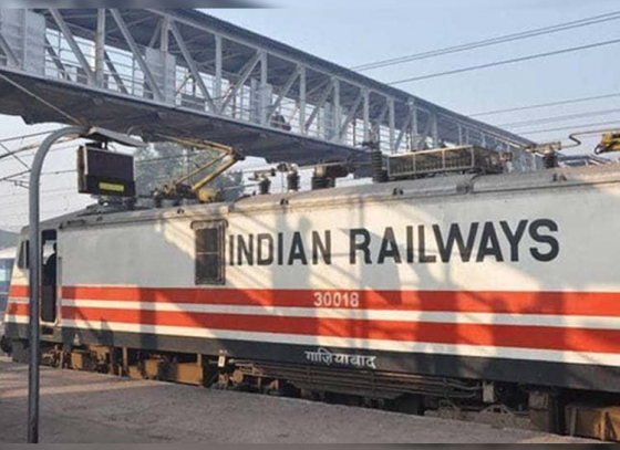 SMS service introduced by Indian Railways