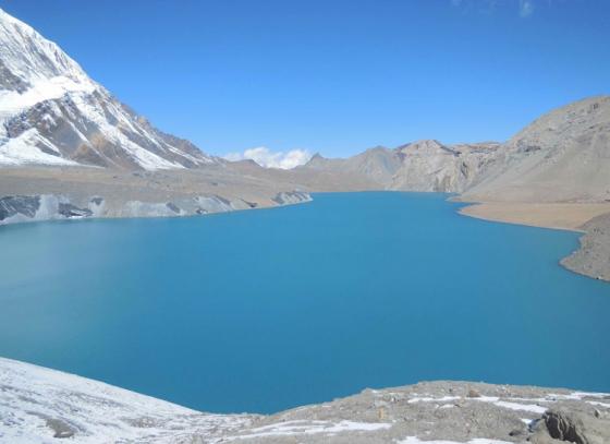 World's Highest Lake Found In Nepal