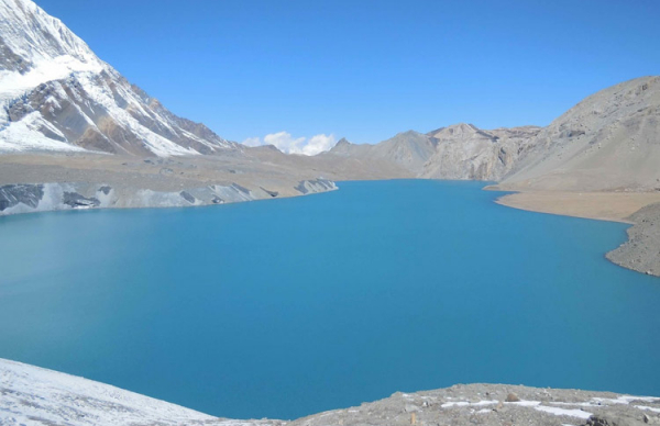 World's Highest Lake Found In Nepal