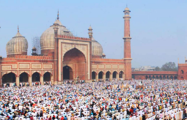 Eid-al-Adha festivities in Jammu and Kashmir