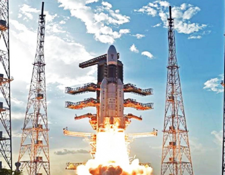 Chandrayaan 2 enters lunar trajectory