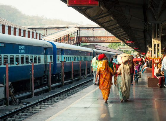 Indian Railways have earned a mammoth Rs. 1377 crore in fines from ticketless travellers in 3 years