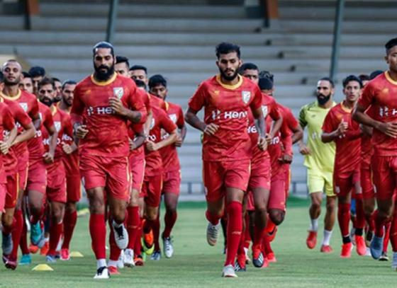 Team India on a Dream Run