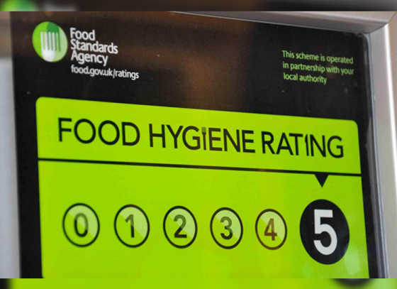 Hygiene Ratings to Know Your Best Food Spot