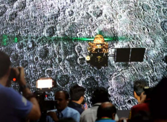 ISRO's Lander Vikram Suffered No Damage