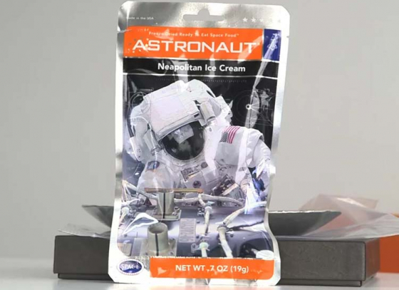 NASA to predict vitamin levels of space food