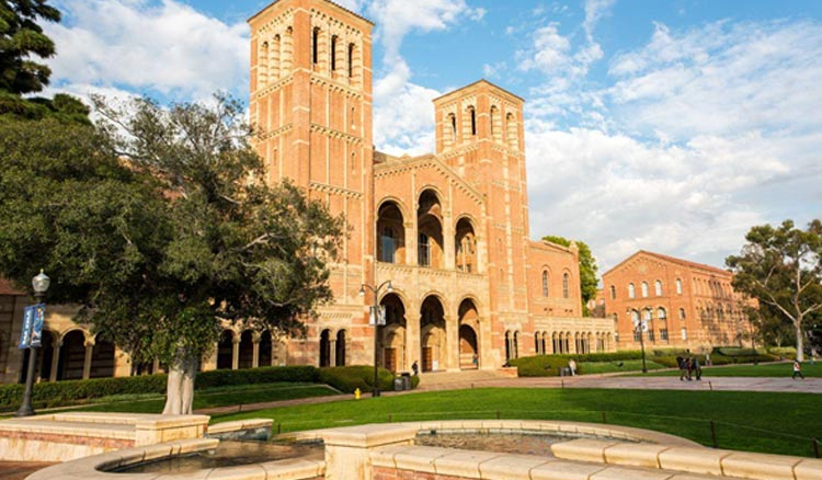 Earn a degree in 'kindness' at UCLA
