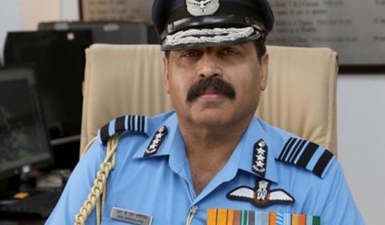 New IAF Chief