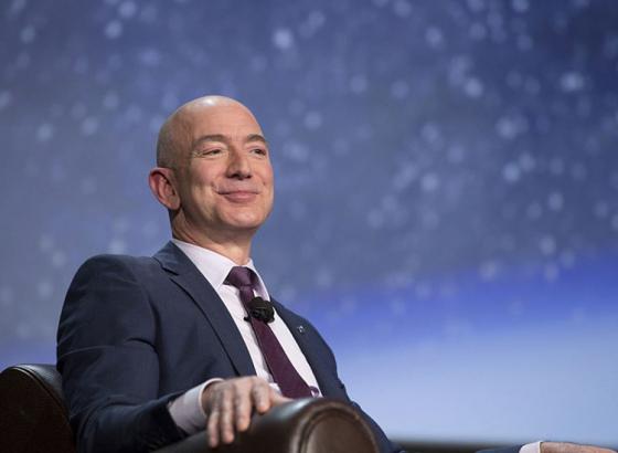 Jeff Bezos not the world's richest man anymore