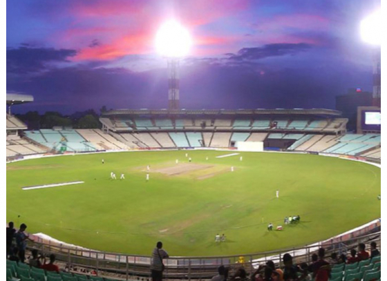 Eden Gardens to host India's first-ever day-night test