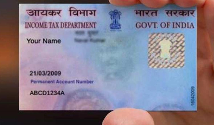 PAN to be issued online