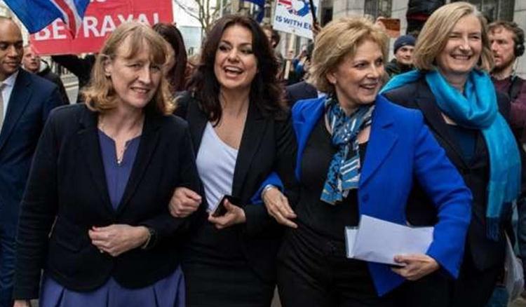 Female UK parliamentarians quit due to threats