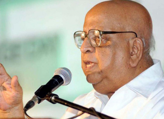 T N Seshan passes away at 86