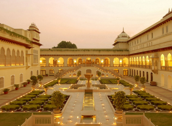 Royal palace at Jaipur now opens to guests