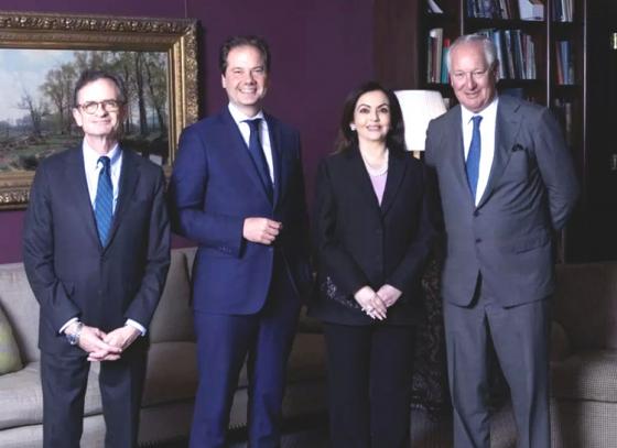 Nita Ambani to be the first Indian trustee of The Met