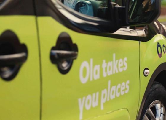 OLA starts capturing market after Uber loses license!