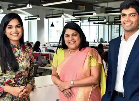 Daughter of Nykaa's founder got hitched