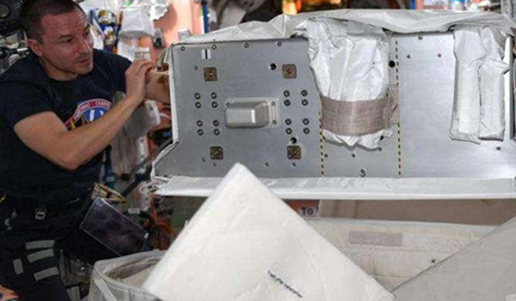 NASA to set up robot hotel