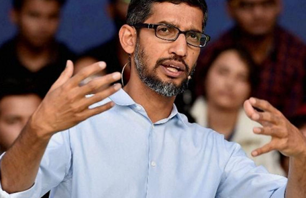 Sundar Pichai becomes CEO of Alphabet