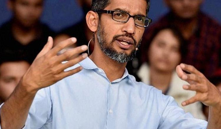Sundar Pichai becomes CEO of Alphabet