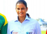 First female referee to oversee men's ODI