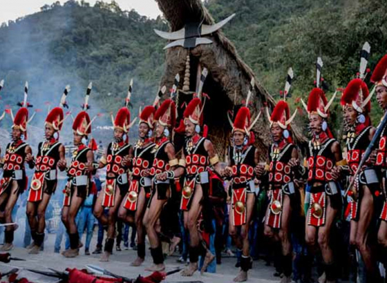 Nagaland Hornbill festival broke all previous Records