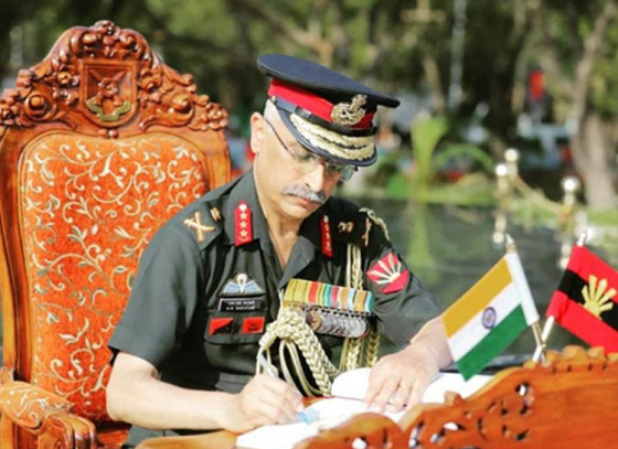 Next Indian Army Chief