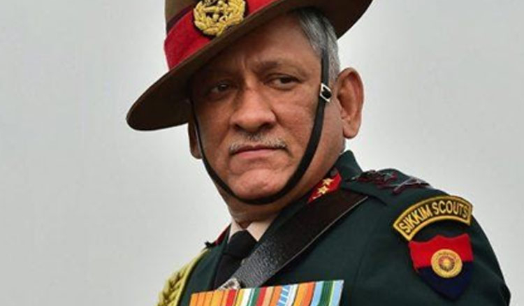 India's first Chief of Defence Staff